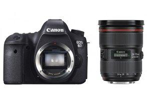 Canon EOS 6D + 24-70mm 1:2,8 L USM II