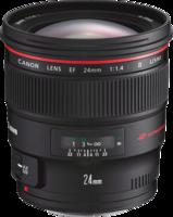 Canon EF 24mm F1.4 L USM II